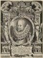 Frederick I, Duke of Württemberg, by Jacob ab Heyden - NPG D25640