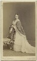 Princess Alice, Grand Duchess of Hesse, by W. & D. Downey - NPG x26117