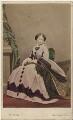 Princess Alice, Grand Duchess of Hesse, by John Jabez Edwin Mayall - NPG Ax46725