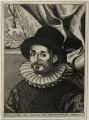 Guillaume de Sallus, seigneur du Bartas, by Nicolas de Larmessin - NPG D25650