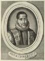 Peter Bertius, by Nicolas de Larmessin - NPG D25657