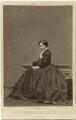 Princess Alice, Grand Duchess of Hesse, by John Jabez Edwin Mayall - NPG x26114