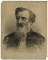 William Booth, by Unknown artist - NPG D31991