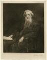 William Booth, by George Sidney Hunt, after  Sir Hubert von Herkomer - NPG D31992
