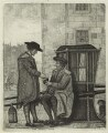 'The Social Pinch' (Donald Black; Donald Kennedy), by William Kay - NPG D31985