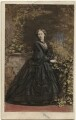 Princess Alice, Grand Duchess of Hesse, by Camille Silvy - NPG Ax46766