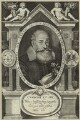Matthias de Lobel (Lobelius), by Francis Delaram - NPG D25673