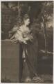 Theresa Parker, by Thomas Watson, after  Sir Joshua Reynolds - NPG D31996