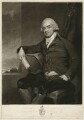 Samuel Bosanquet, by Charles Turner, published by  Colnaghi & Co, after  George Romney - NPG D31997