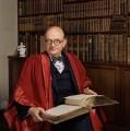 Sir John Harold Plumb, by Bernard Lee ('Bern') Schwartz - NPG P1237