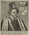 King James I of England and VI of Scotland, by Pieter de Jode I - NPG D25684