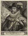 King James I of England and VI of Scotland, after Unknown artist - NPG D25685
