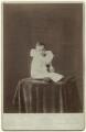 Julia Frances Strachey as Pierrot, by Thomas Fall - NPG x13095