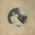 Julia Frances Strachey and Joseph, by Thomas D. Winter - NPG x13097