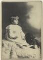 Julia Frances Strachey and Joseph, by Thomas D. Winter - NPG x13098