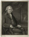 Matthew Boulton, by William Sharp, after  Sir William Beechey - NPG D32006