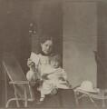 Ruby Julia Strachey (née Mayer); Julia Frances Strachey, by Unknown photographer - NPG x129609