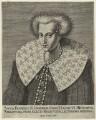 Anne of Denmark, by Pieter de Jode I - NPG D25721