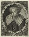 Anne of Denmark, by Crispijn de Passe the Elder - NPG D25722