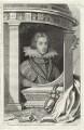 Henry, Prince of Wales, by George Vertue - NPG D25727