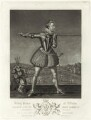 Henry, Prince of Wales, by Robert Dunkarton, published by  Samuel Woodburn - NPG D25730