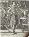 King Charles I, by Renold or Reginold Elstrack (Elstracke) - NPG D25731