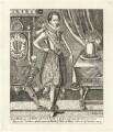 King Charles I, by Renold or Reginold Elstrack (Elstracke) - NPG D25733