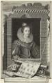 Princess Elizabeth, Queen of Bohemia and Electress Palatine, by George Vertue, after  Gerrit van Honthorst - NPG D25742
