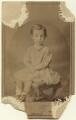 Oliver Strachey, by Robert Faulkner & Co - NPG x13859