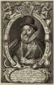 Thomas Howard, 1st Earl of Suffolk, by Renold or Reginold Elstrack (Elstracke) - NPG D25765