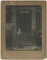 Oliver Strachey, by Gilbert de Beauregard Robinson - NPG x13091