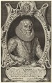 Edward Somerset, 4th Earl of Worcester, by Simon de Passe, published by  William Peake - NPG D25775