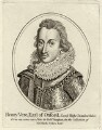 Henry de Vere, 18th Earl of Oxford, after Unknown artist - NPG D25778