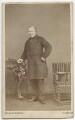 John Clowes Grundy, by McLean & Haes - NPG x16936