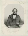 James Scott Bowerbank, by Thomas Herbert Maguire, printed by  M & N Hanhart - NPG D32020
