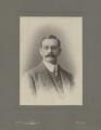 Ralph Strachey, by Johnston & Hoffmann - NPG x13160