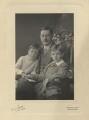 Richard Philip Farquhar Strachey; Ralph Strachey; John Strachey, by Henry Charles Spink - NPG x13116