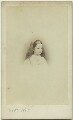 Elinor Rendel (née Strachey), by Henry Lenthall - NPG x13869