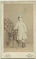 Elinor Rendel (née Strachey), by Henry Lenthall - NPG x13878