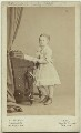 Elinor Rendel (née Strachey), by Henry Lenthall - NPG x13876