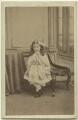 Elinor Rendel (née Strachey), by Howard, Bourne & Shepherd - NPG x13867