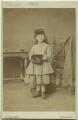 Elinor Rendel (née Strachey), by Robert Faulkner - NPG x13875