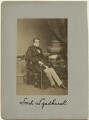 John Singleton Copley, Baron Lyndhurst, by Mayall - NPG x20196