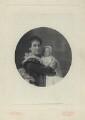 Elinor Rendel (née Strachey); William Vincent Rendel, by Eva Le Mesurier & Winifred Marshall - NPG x13145