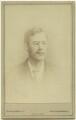 James Meadows Rendel, by Robert Faulkner & Co - NPG x13148
