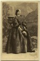 Charlotte (née Hobhouse), Lady Dorchester, by Camille Silvy - NPG x1567