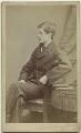 Richard John Strachey, by Alexander Bassano - NPG x38557