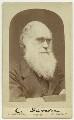 Charles Darwin, by Elliott & Fry - NPG x5934