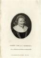 Robert Carr, Earl of Somerset, published by Silvester Harding, after  John Hoskins - NPG D25784