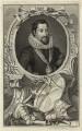 Robert Carr, Earl of Somerset, by Jacobus Houbraken, published by  John & Paul Knapton - NPG D25787
